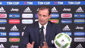 """Allegri: """"In Serie A abbiamo avuto solo 2 rigori"""""""