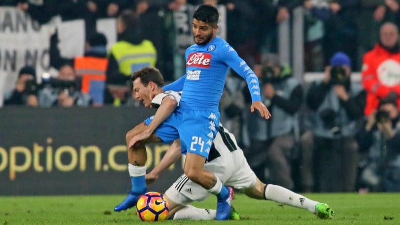 Coppa Italia: Napoli ko, l'impresa sale a 5,50