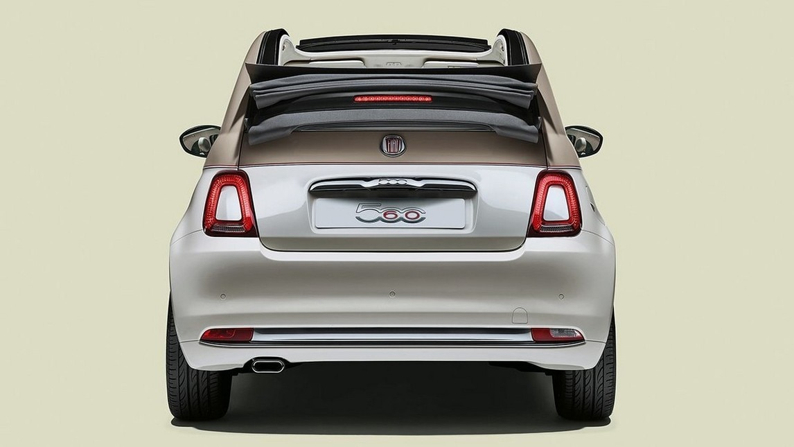 fiat 500 60esimo anniversario e abarth 595 pista corriere dello sport. Black Bedroom Furniture Sets. Home Design Ideas
