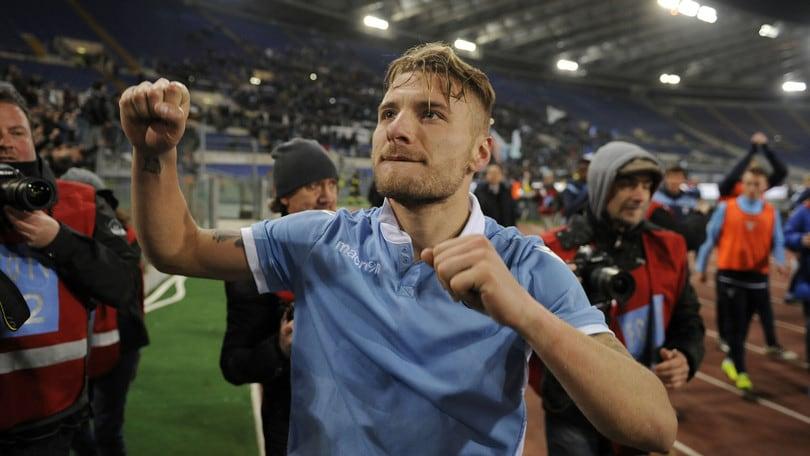 Coppa Italia, Immobile: «Lazio, una delle serate più belle della mia carriera»