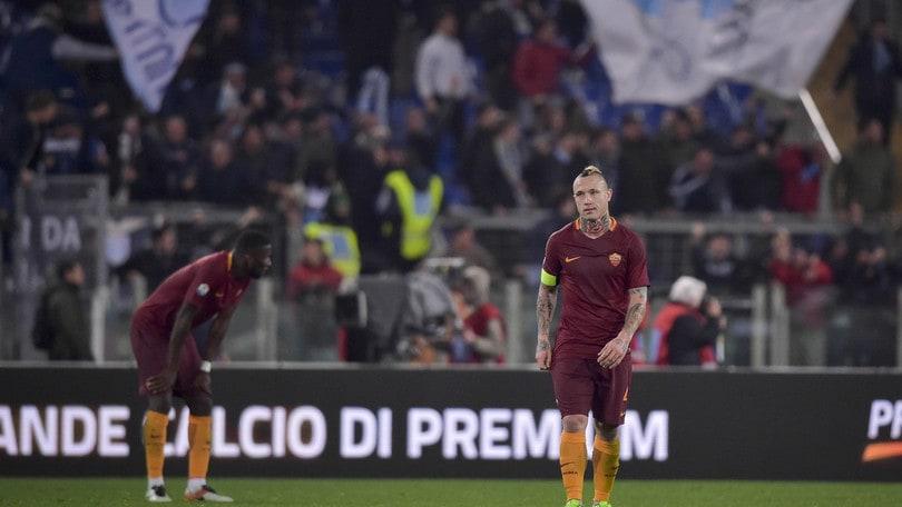 Coppa Italia, Roma ko: ora la finale è a 3,70