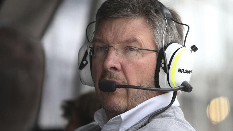 F1, Brawn: «Vogliamo gare più incerte»