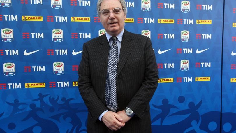 Niente presidente, la Serie A con Tavecchio