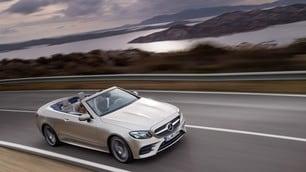 Mercedes Classe E Cabrio: foto