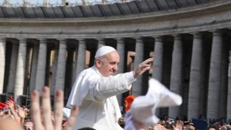 Volley: Superlega, Sora all'Udienza di Papa Francesco