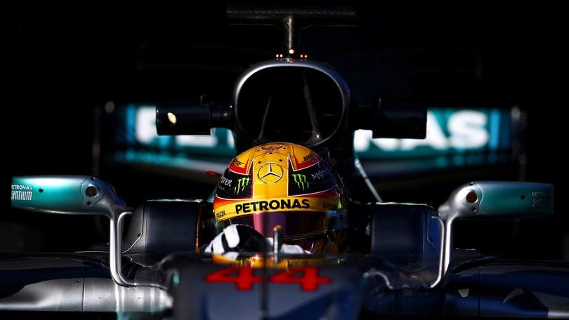 F1 Mercedes, Hamilton: «Nuovo format può rilanciare il Circus»