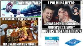Brutti, sporchi e cattivi. Quanti meme sul mondo del rugby!