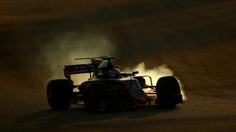 F1 Haas, Grosjean: «La macchina va sempre meglio»