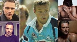 Nick Youngquest, il super modello preso dal rugby