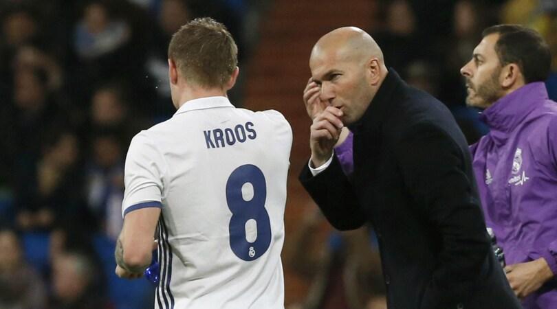 Zidane è già in clima Champions:«Bravo Real, crisi alle spalle: ora testa al Napoli»