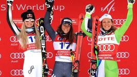 Sofia Goggia senza limiti: secondo trionfo in Corea