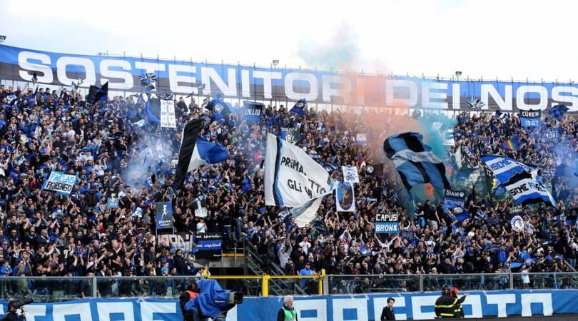 Atalanta-Fiorentina, l'incasso ad Amatrice. Il sindaco: «Ripartiamo dallo sport»