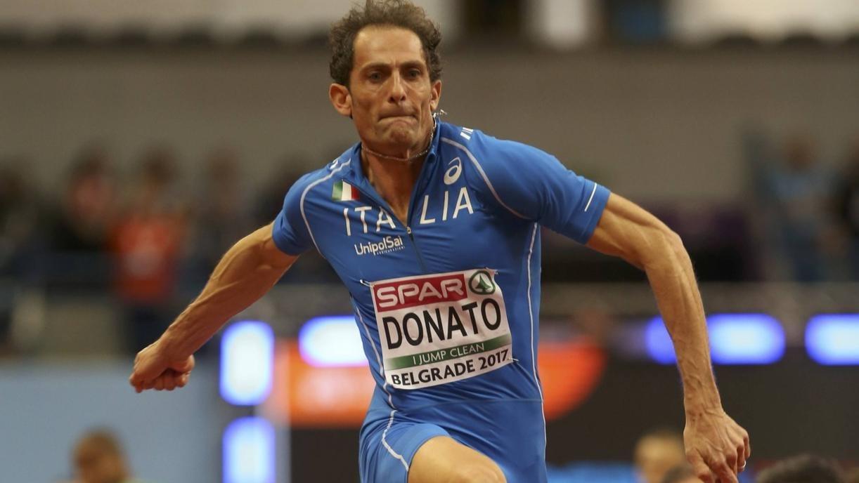 Atletica, Donato conquista l'argento agli Europei di Belgrado