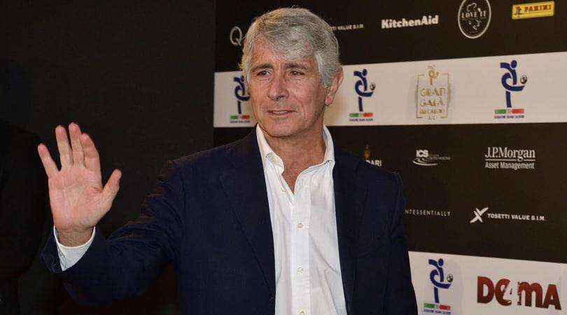 Carlo Tavecchio è stato confermato presidente della Figc