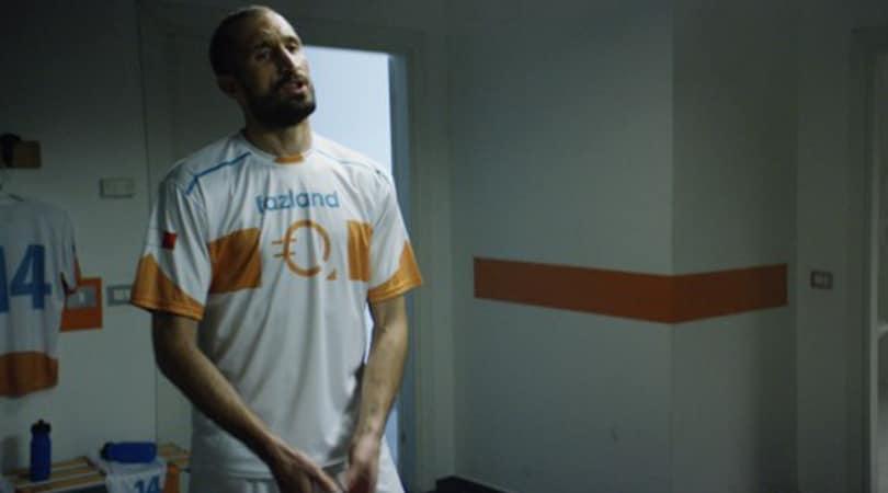 Giorgio Chiellini protagonista del nuovo spot di Fazland