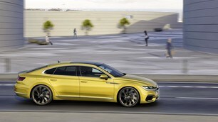 Volkswagen Arteon: foto
