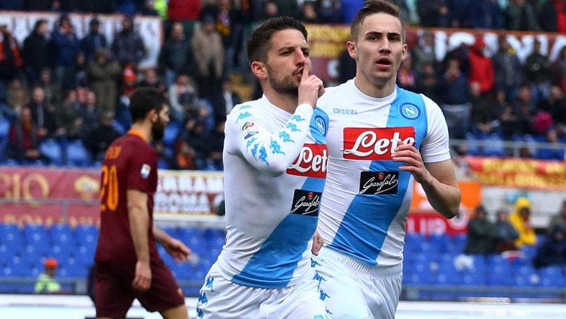Champions, Napoli-Real: la doppietta di Mertens vale 6,65