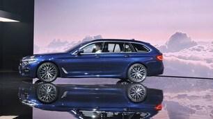 BMW Serie 5 Touring, live: foto