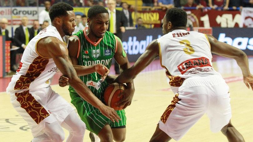 FIBA Champions, domani gara2 Avellino-Venezia