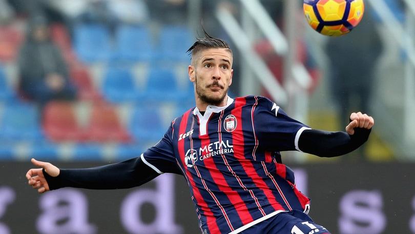 Serie A Crotone, Falcinelli: «Inconcepibile arrendersi»