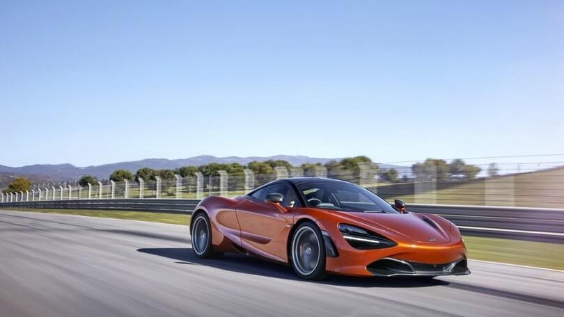 McLaren 720S, a Ginevra prestazioni mai viste