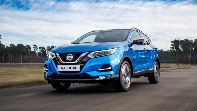 Nissan Qashqai, guida autonoma per rimanere al top