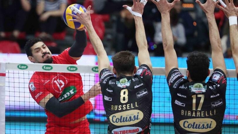Volley: Superlega, Perugia è in semifinale