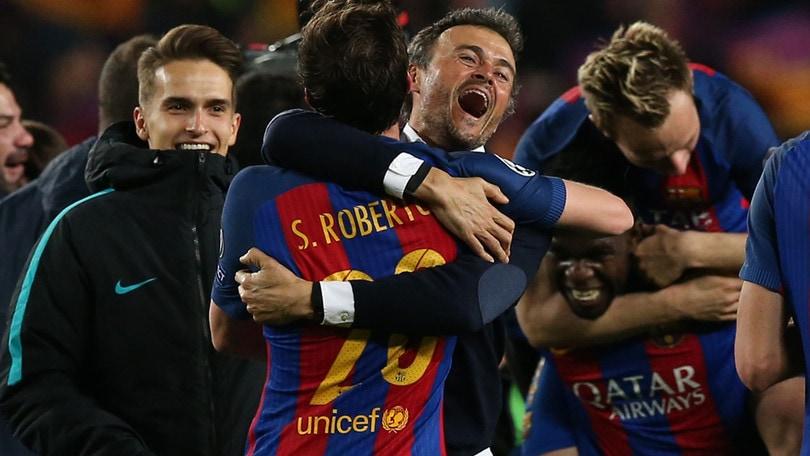 Champions, effetto Barça: quote impazzite per il 6-1
