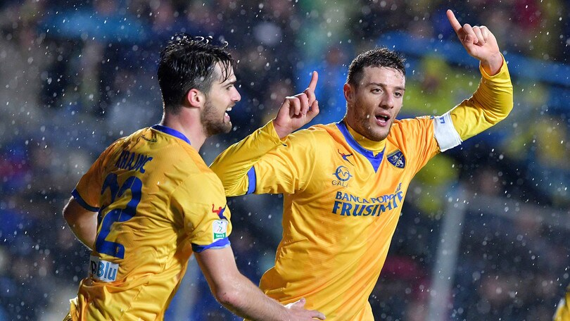Serie B, Bari-Frosinone, il «2» è da brividi