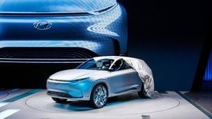 Hyundai al Salone di Ginevra: foto