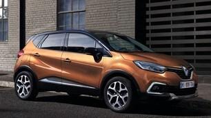 Renault Captur 2017: foto