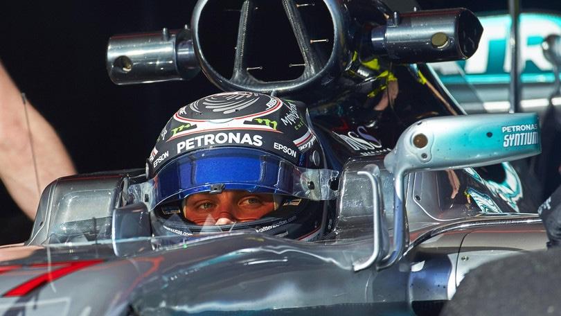 F1, Bottas: «Ancora presto per fare paragoni con Hamilton»
