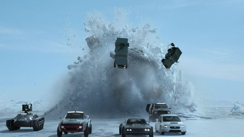 Fast & Furious 8, tra missili, sottomarini e tute alari