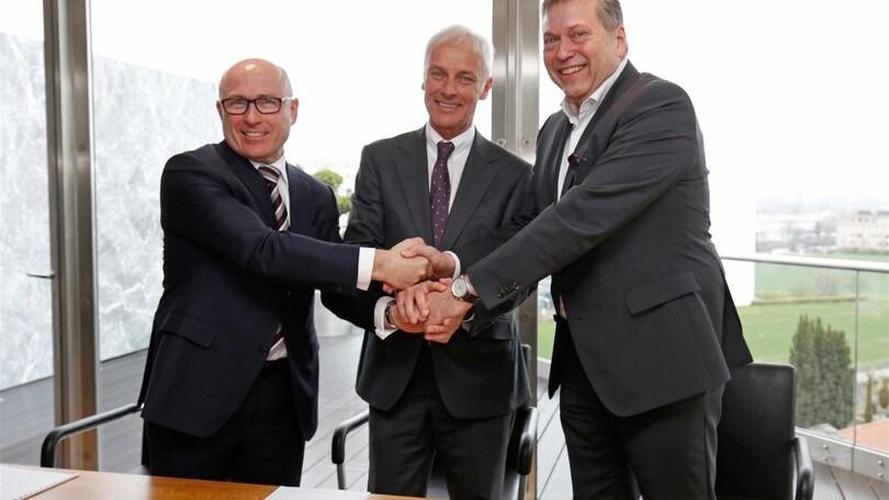 Volkswagen, nuova alleanza con gli indiani di Tata
