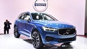 Volvo XC60, la seconda generazione: foto