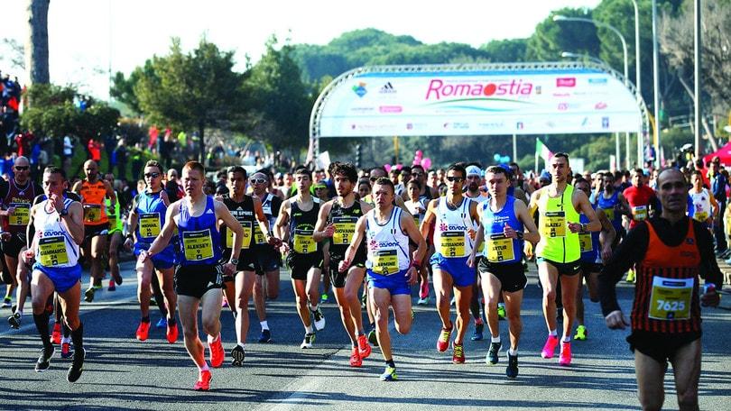 RomaOstia, una domenica di corsa nella Capitale