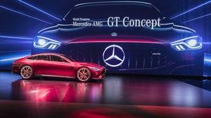 Mercedes AMG GT Concept: foto