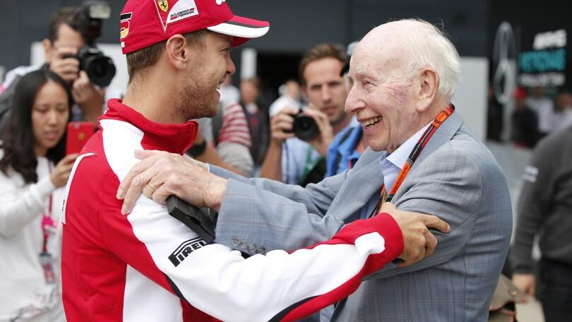 Formula 1: addio a John Surtees, leggenda del Motorsport