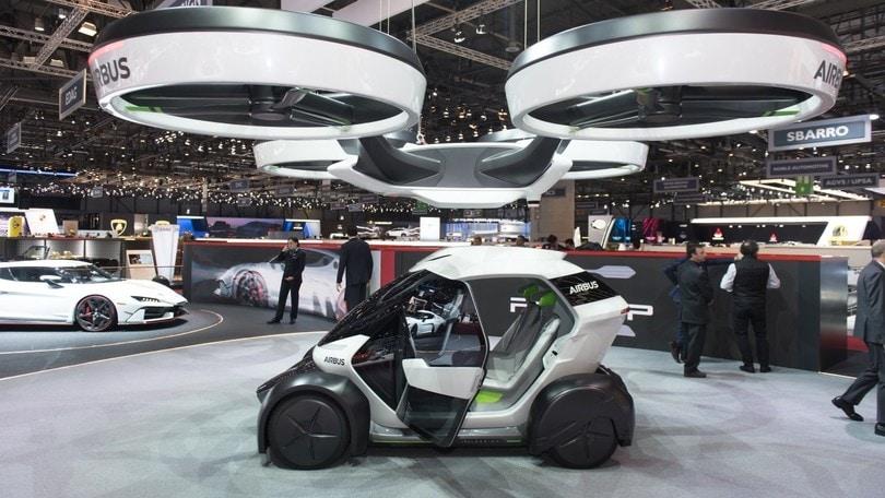 L'auto volante esiste davvero, arriverà nel 2030