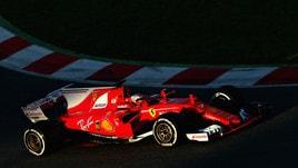 Ferrari imprendibile, è la più veloce nei test a Montmelò