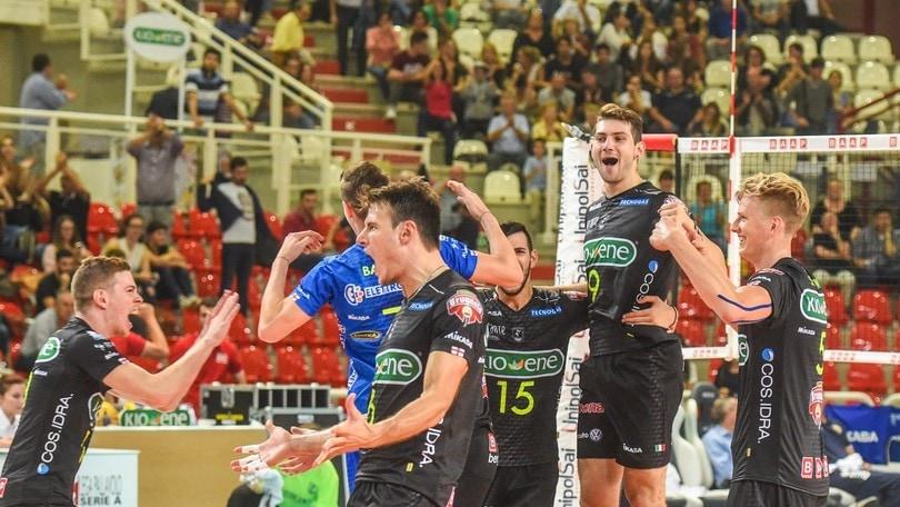 Volley: Superlega, domenica Gara 1 degli ottavi dei Play Off Challenge