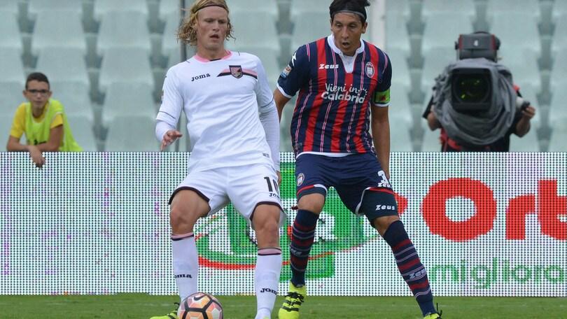 Calciomercato Palermo, Claiton e Ingegneri la coppia per la difesa