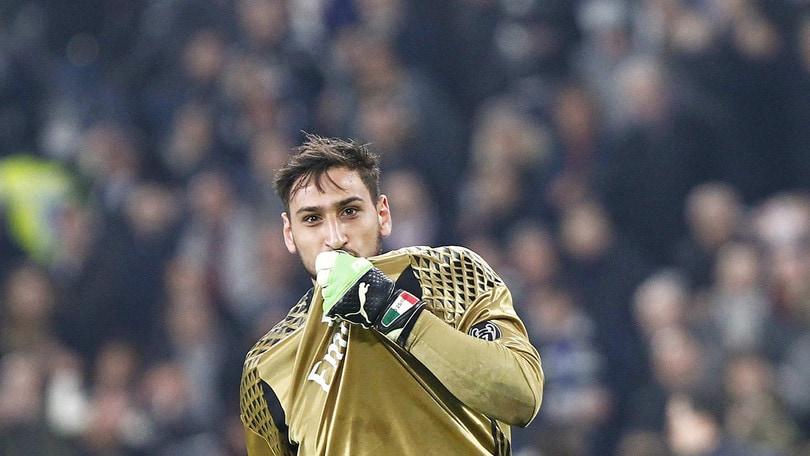 Calciomercato Milan: Donnarumma, un bacio che vale un no