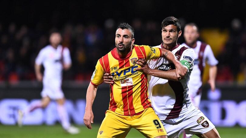 Serie B, scossa Benevento a 2,07