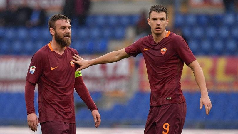 Serie A, in quota volano Roma e Napoli