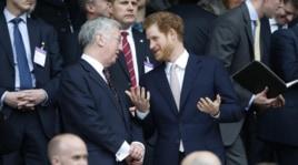 Sei Nazioni: l'Inghilterra trionfa e il principe Harry esulta