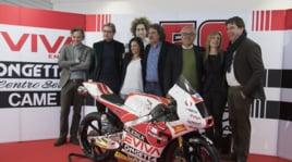 Paolo Simoncelli presenta la SIC58 Squadra Corse