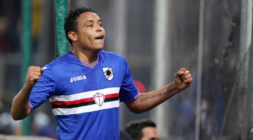 Serie A Sampdoria, per Muriel e Sala lavoro di recupero