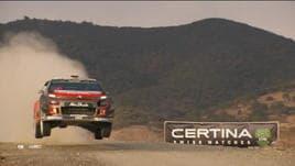 Rally del Messico - Meeke in testa, Ogier secondo