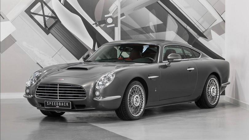 Al Salone di Ginevra c'è anche l'auto di James Bond